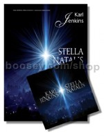 Stella natalis - Vocal Score & CD Bundle