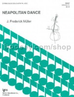 Neapolitan Dance for double bass & piano