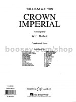 Crown Imperial March - Piano Director's Score