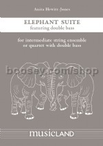 Elephant Suite (double bass or 2 cellos)
