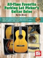 All Time Favorite Parking Lot Picker's Guitar Solos (Book & CD)
