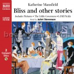 Bliss & Other Stories (Nab Audio CD 2-disc set)