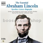The Essential Abraham Lincoln (Nab Audio CD 3-disc set)