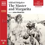Master And Margarita (Nab Audio CD 13-disc set)