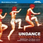 UNDANCE • Crying Out Loud • No Let Up (NMC Audio CD)
