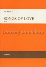 Songs of Love (SATB)