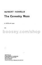 Coventry Mass (Vocal Score)