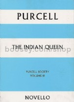 The Indian Queen (Full Score) (Paperback)