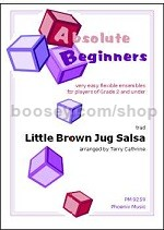 Little Brown Jug Salsa for Flexible Ensemble