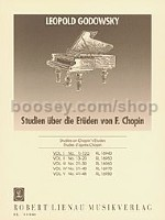 53 Studies on Chopin's Etudes Volume 1