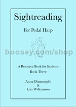 Sightreading for Pedal Harp, Book Three
