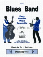 Blues Band For Easy Flex Wind Ens