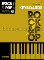 Rock & Pop Exams: Keyboards - Grade 1