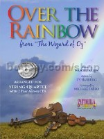 Over the Rainbow for String Quartet (+ 2 CDs)