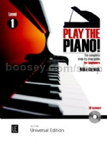 Play The Piano! Level 1 (Book & CD)