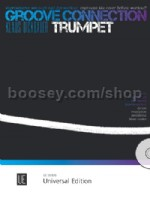 Groove Connection for Trumpet - blues scales (+ CD)
