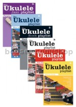 Ukulele Playlist: 6-Book Bundle Pack