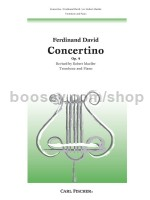 Concertino For Trombone Op 4 in Eb