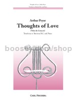 Thoughts of Love for trombone & piano