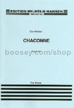 Chaconne, Op.32