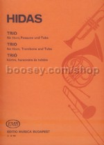 Trio for Horn, Trombone and Tuba