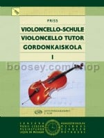 Violoncello Tutor, Vol. 1 - cello solo