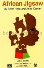 African Jigsaw: An Ecological Musical (Chorus Parts/vocal score without piano)