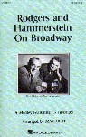 Rodgers and Hammerstein On Broadway (Medley) (SATB)