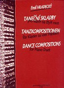 Dance Compositions for Piano Duet