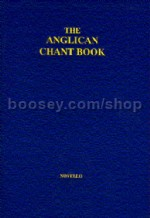 Anglican Chant Book