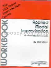 Applied Modal Improvisation Treble Clef Workbook