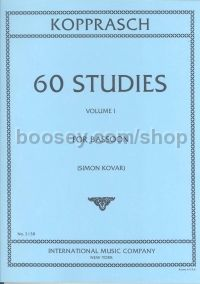 60 Studies Vol. 1 for Bassoon