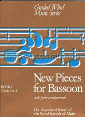 New Pieces Bassoon Book 1 Grades 3-4