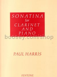Sonatina for Clarinet & Piano