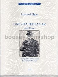 Unexpected Elgar - 8 Pieces arranged for flute and piano