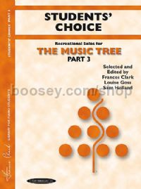 The Music Tree, Part 3 (Students' Choice)