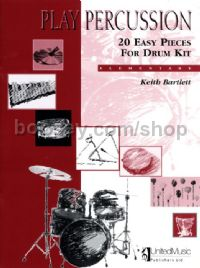 20 Easy Pieces For Drum Kit