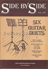 Side By Side 6 Guitar Duets vol.1
