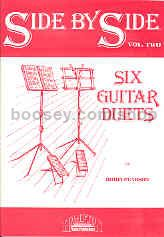 Side By Side (6 Guitar Duets) vol.2