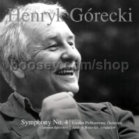 Symphony No. 4 (Nonesuch Audio CD)