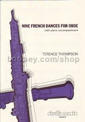 Nine French Dances for Oboe