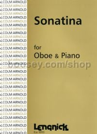 Sonatina for oboe & piano