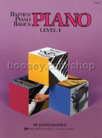 Piano Basics Level 1 Uwp201