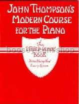 John Thompson's Modern Course For Piano: The 3rd Grade Book