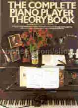 Complete Piano Player Theory Book
