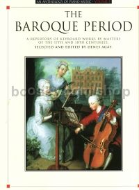 Anthology of Music vol.1 Baroque Period