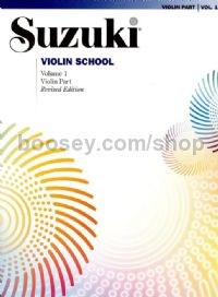 Suzuki Violin School, Vol. 1 (Revised)