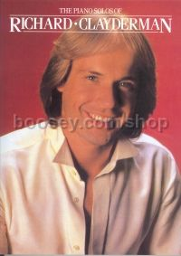 Piano Solos of Richard Clayderman Book 1