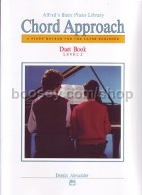 Alfred Basic Piano Chord Approach Duet Book 2