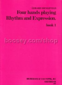 4 Hands Playing Rhythm & Expression Book 1